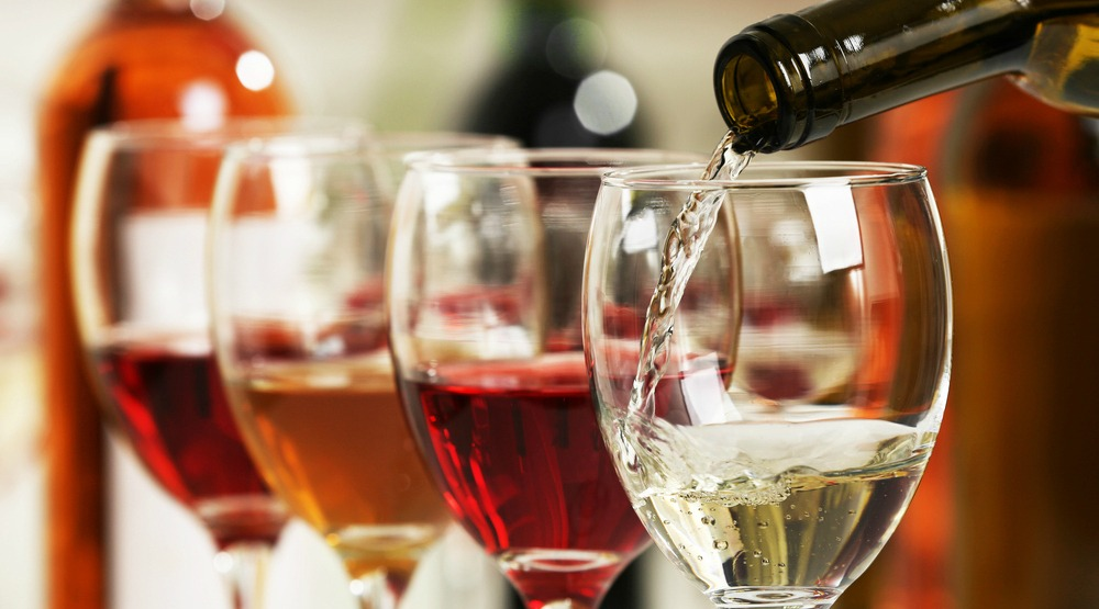 A wine education class is happening in Montreal