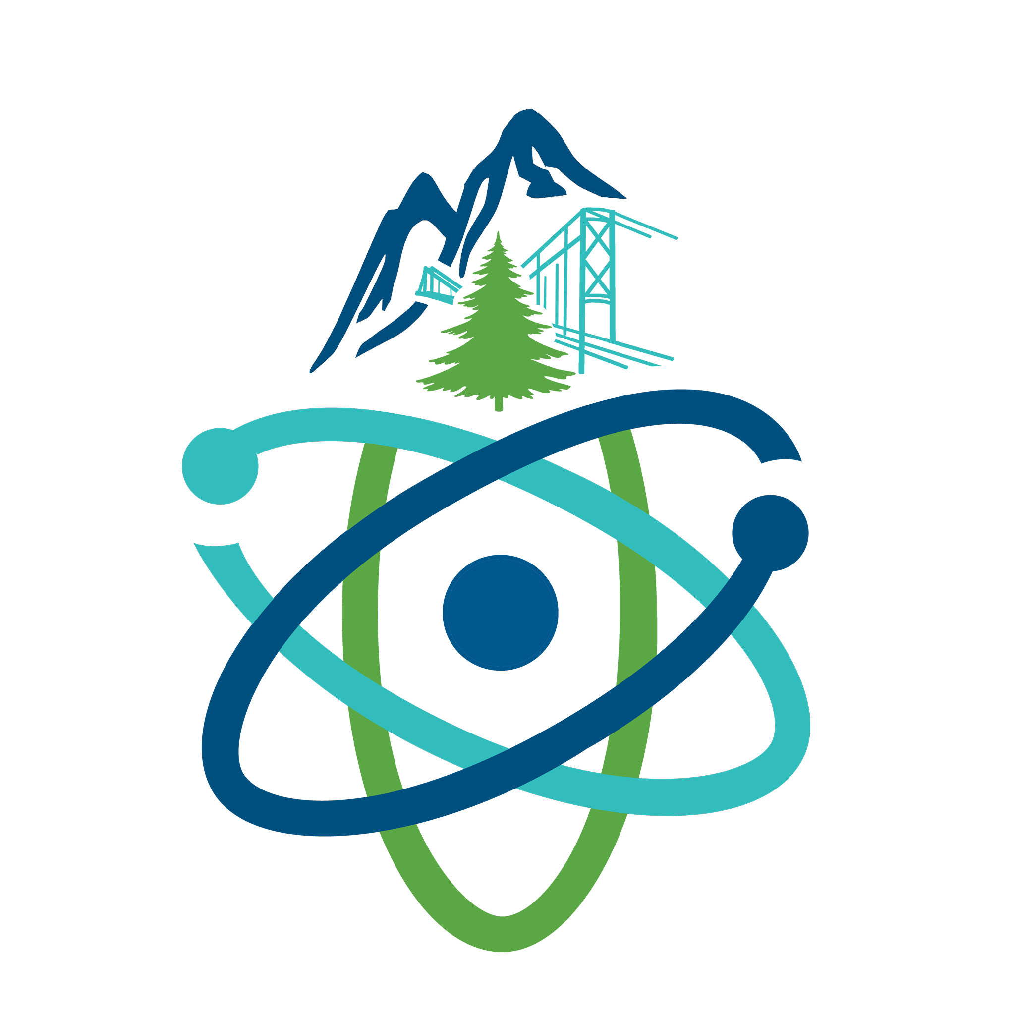 The logo of March for science Vancouver