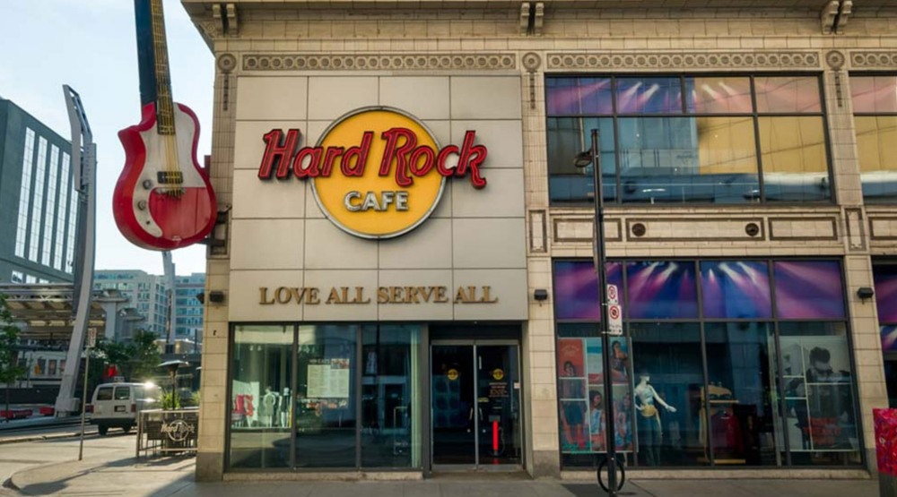 Toronto's Yonge-Dundas Square Hard Rock Cafe to be replaced