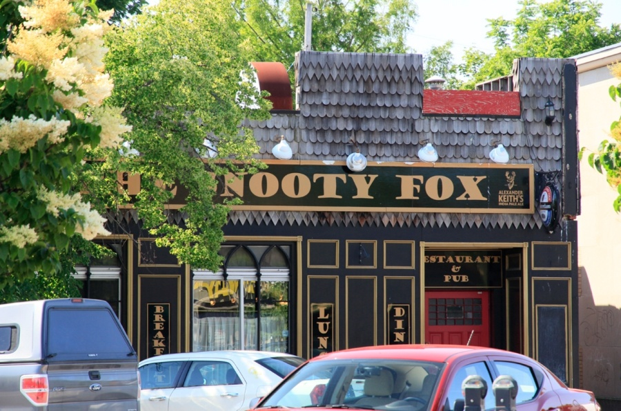 snooty fox toronto
