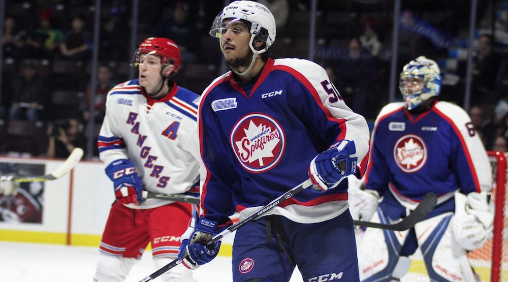 Canucks sign 20-year-old free agent defenceman Jalen Chatfield to entry-level contract