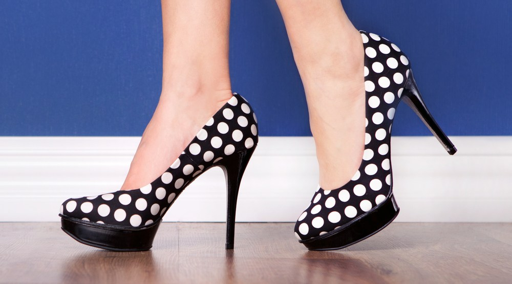 BC bans mandatory high heels in the workplace