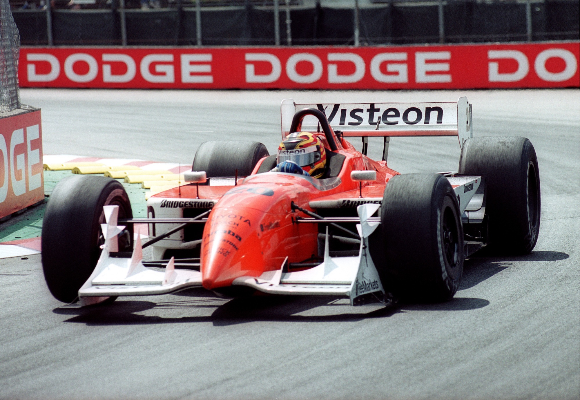 Molson Indy Vancouver racer