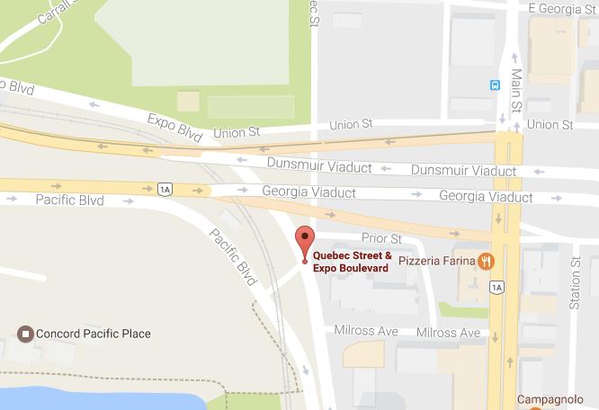 Google Maps sceenshot
