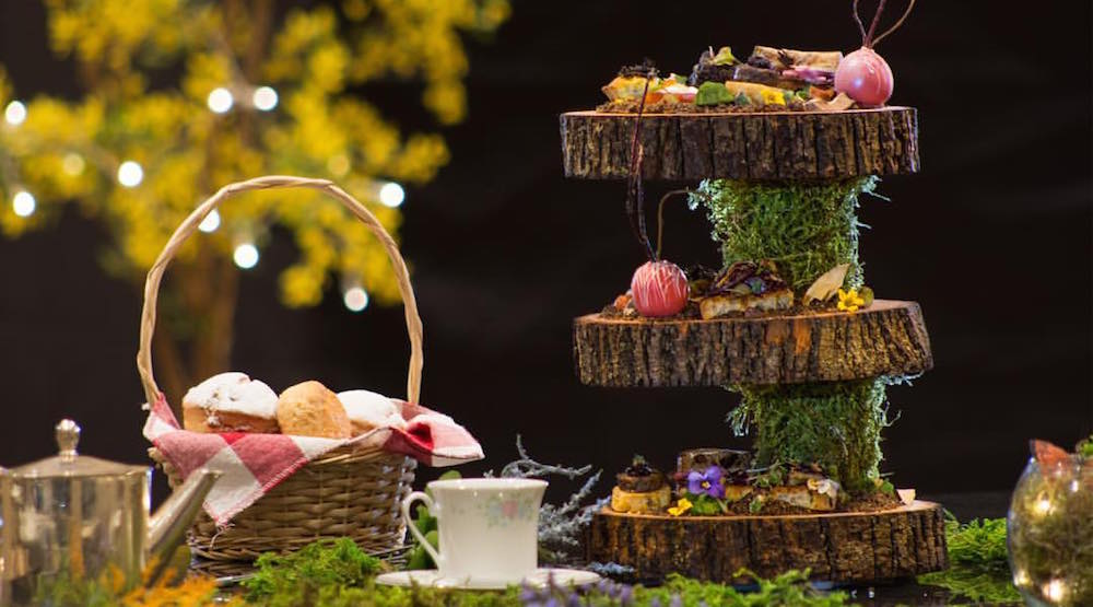 This Brothers Grimm-themed afternoon tea is a fairy tale come true