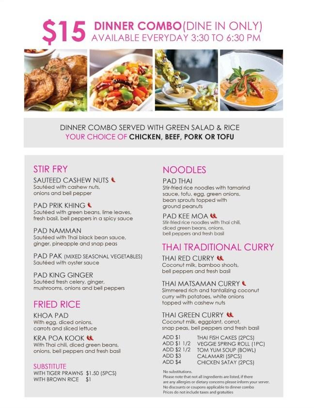 The Elephant King Thai Food