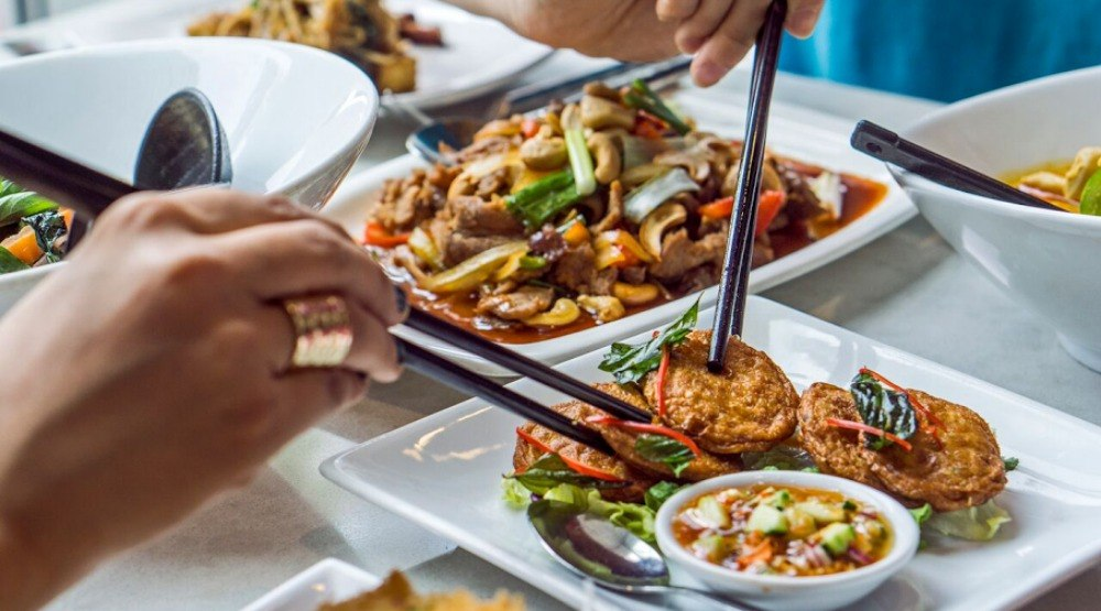 Eat like a king at Pink Elephant Thai for just $15