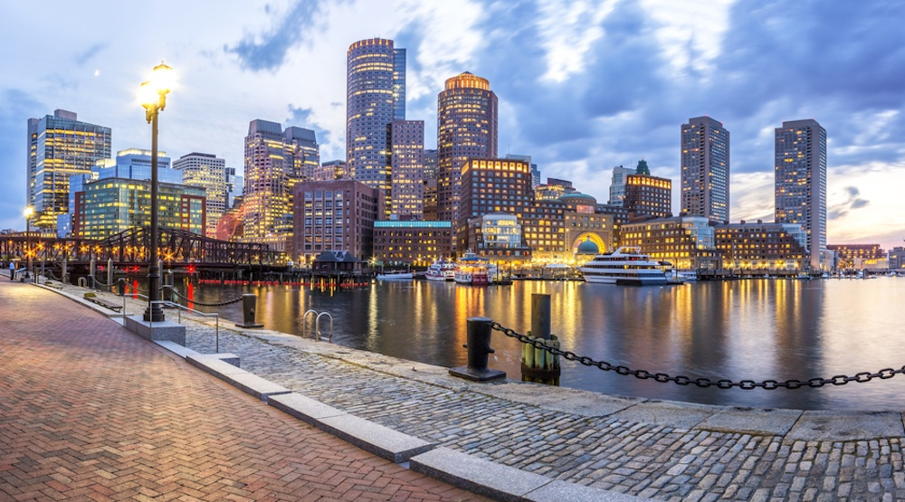 New daily Vancouver to Boston flights starting at $243