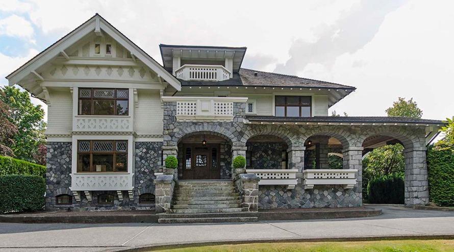 These are the 20 most expensive homes in canada photos Canadian houses