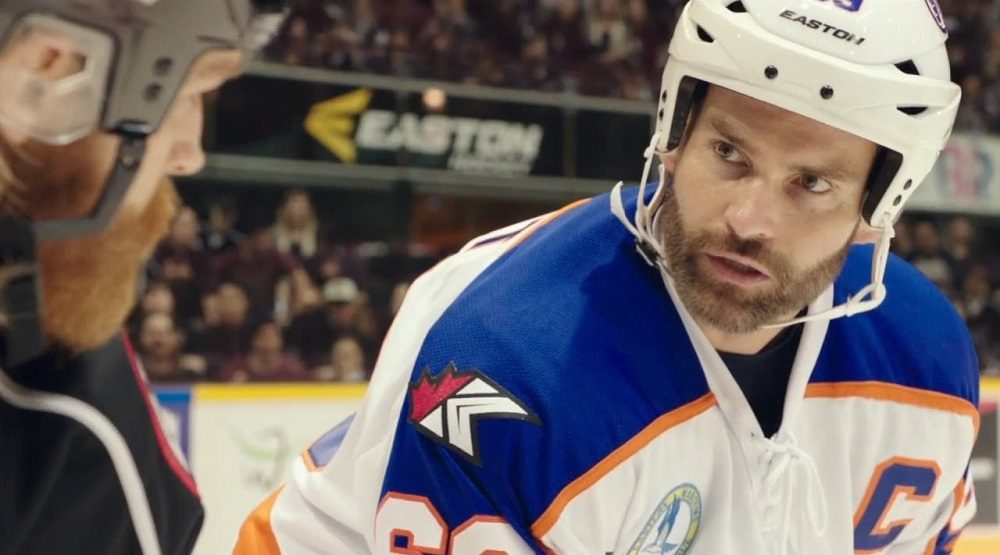 Movie Review: Rock'em sock'em hockey with heart prevails in 'Goon' sequel