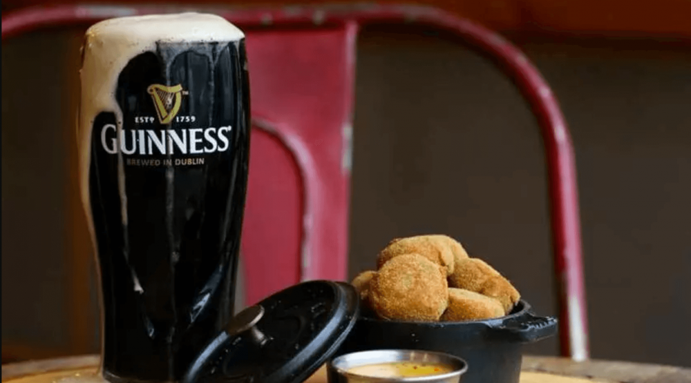 Ireland is up in arms over Vancouver cafe's St. Paddy's day pint