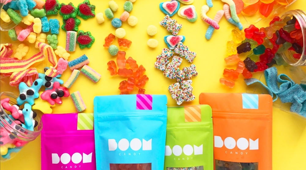 You can now have gourmet gummy candy delivered to you in Toronto