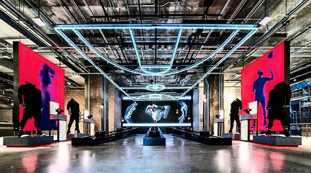 Downtown Montreal's Adidas store is getting an epic upgrade