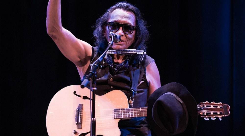 See Rodriguez with his full band live in Calgary (CONTEST)