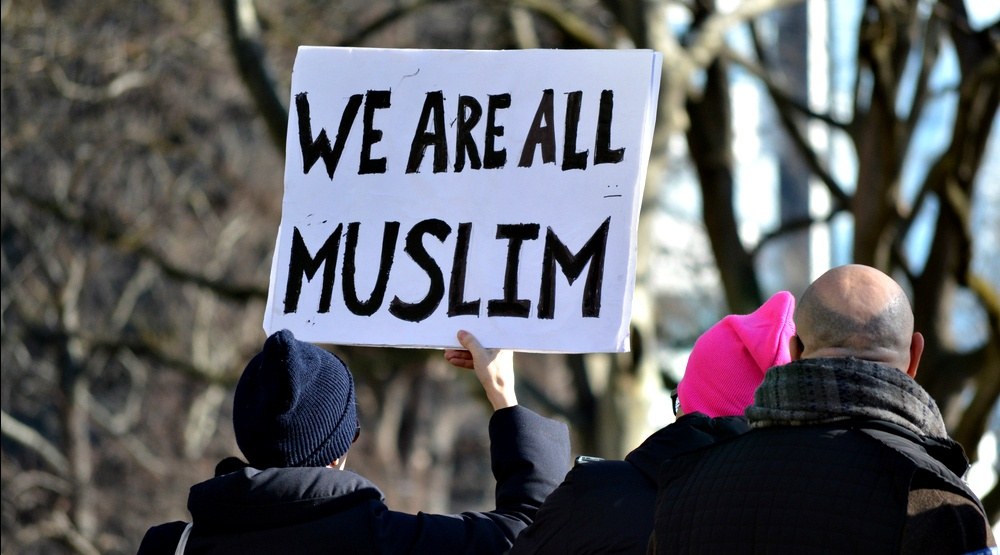 Montrealers are definitely turned off by Trump's Muslim ban