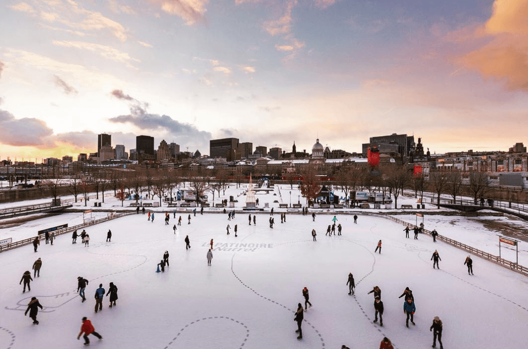 The Natrel Rink in Old Port closes for good this Sunday