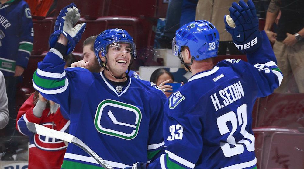 Alex Burrows explains what being part of Canucks meant to him in Players' Tribune