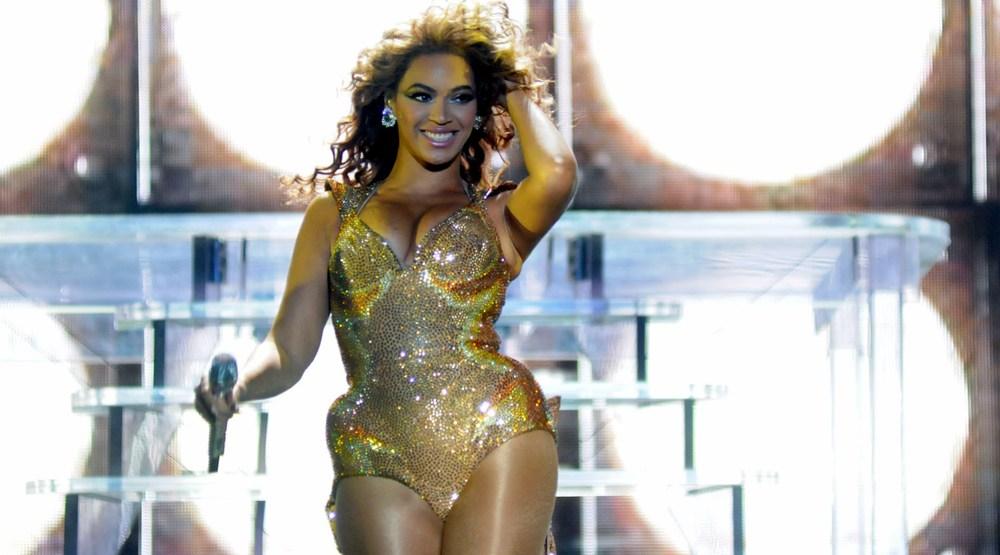 Beyoncé performing in Rio de Janeiro in Brazil in 2011. (A.RICARDO/Shutterstock)