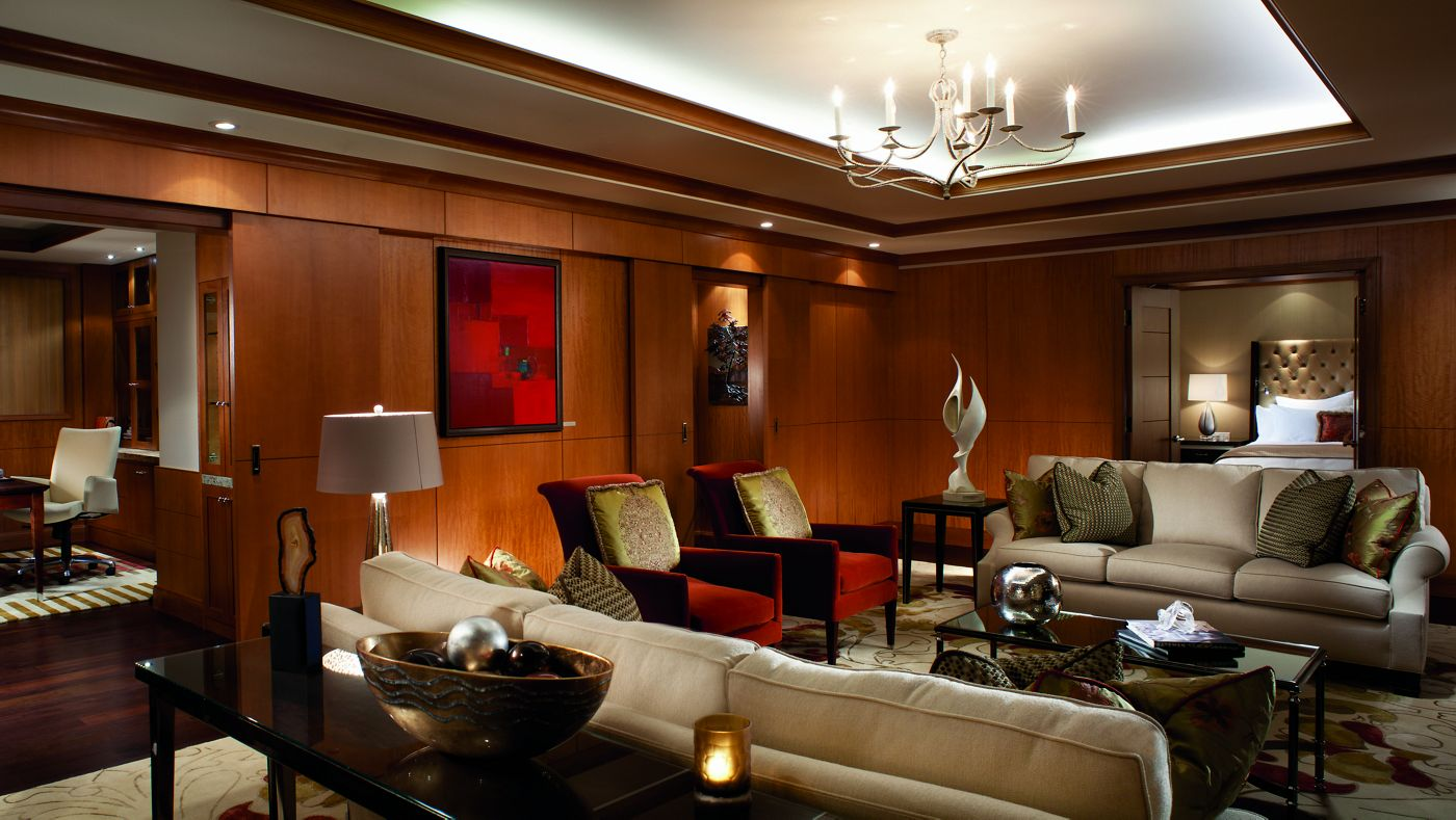 ritz carlton living room