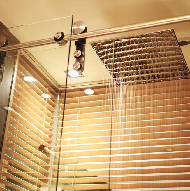 le germain hotel shower