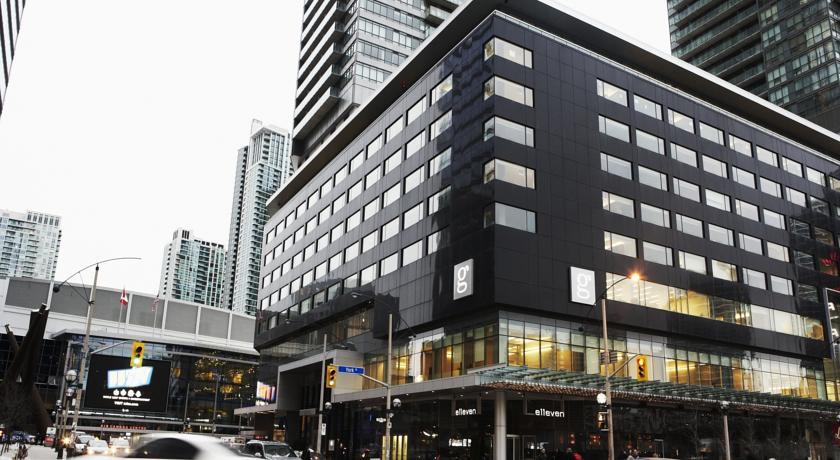 le germain hotel building toronto