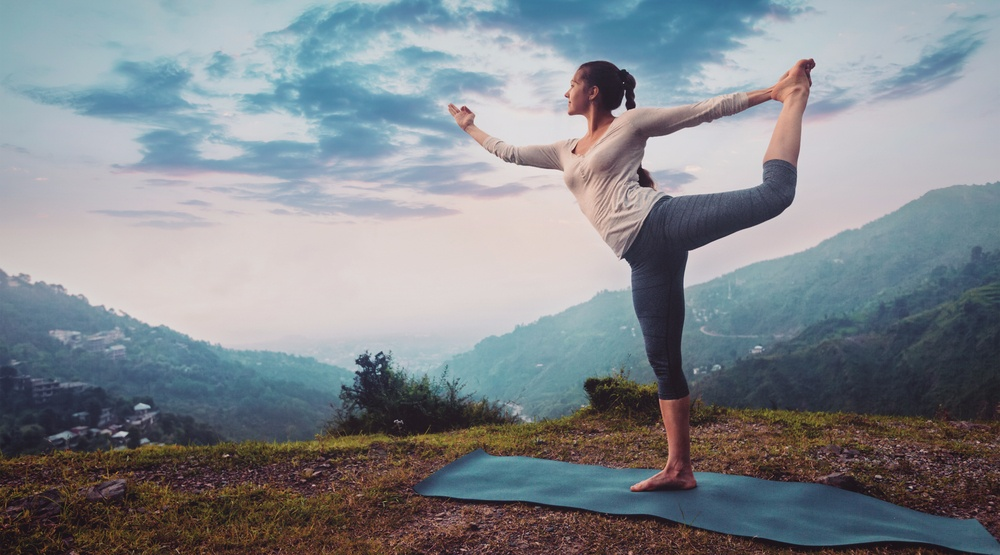Celebrate spring equinox with some yoga on Grouse Mountain