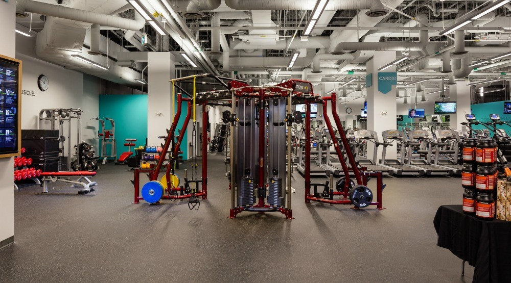 Fitness blog: Hitting the gym alone