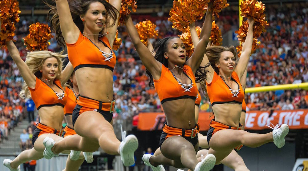Over 100 dancers compete for a spot with 2016 Felions Dance Team