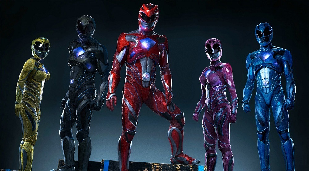 Power rangers feature