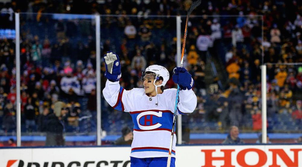 Canadiens to play outdoor game in Ottawa next season