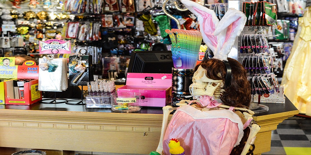 Calgary Costume Store Is Hopeful For The Future Despite