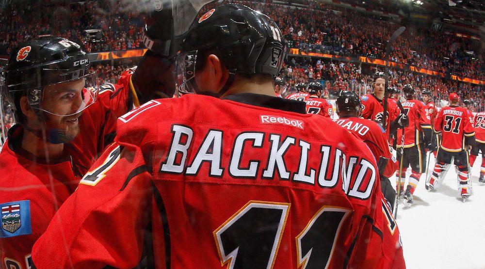 Backlund flames