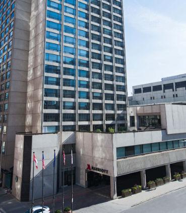 Calgary Marriott Downtown Hotel (Marriott)