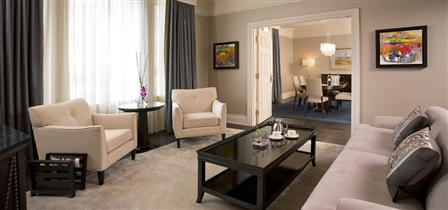 Royal suite fairmont