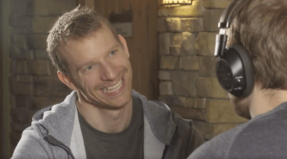 Jannik Hansen lip-reading feature will make you miss him even more (VIDEO)