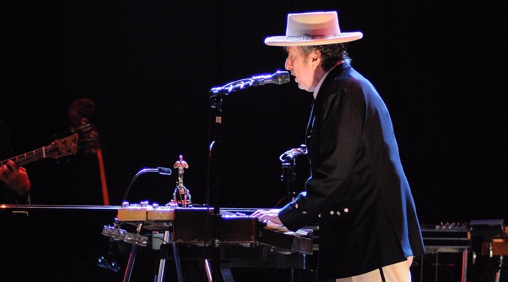 Bob Dylan Toronto 2017 concert at the Air Canada Centre