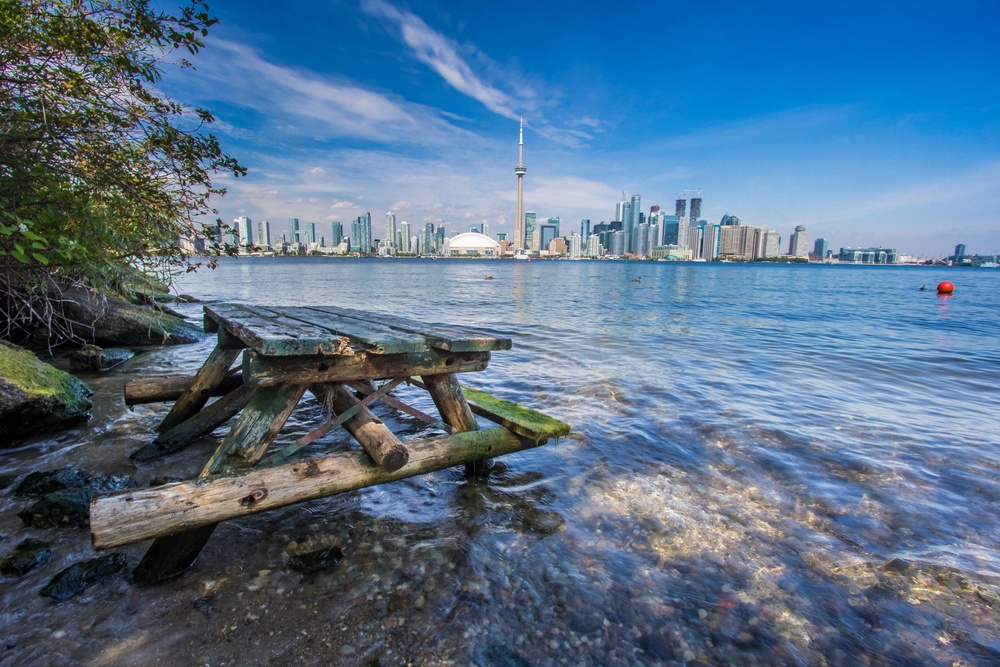 Environment Canada forecasting sunshine and a high of 17°C in Toronto next week