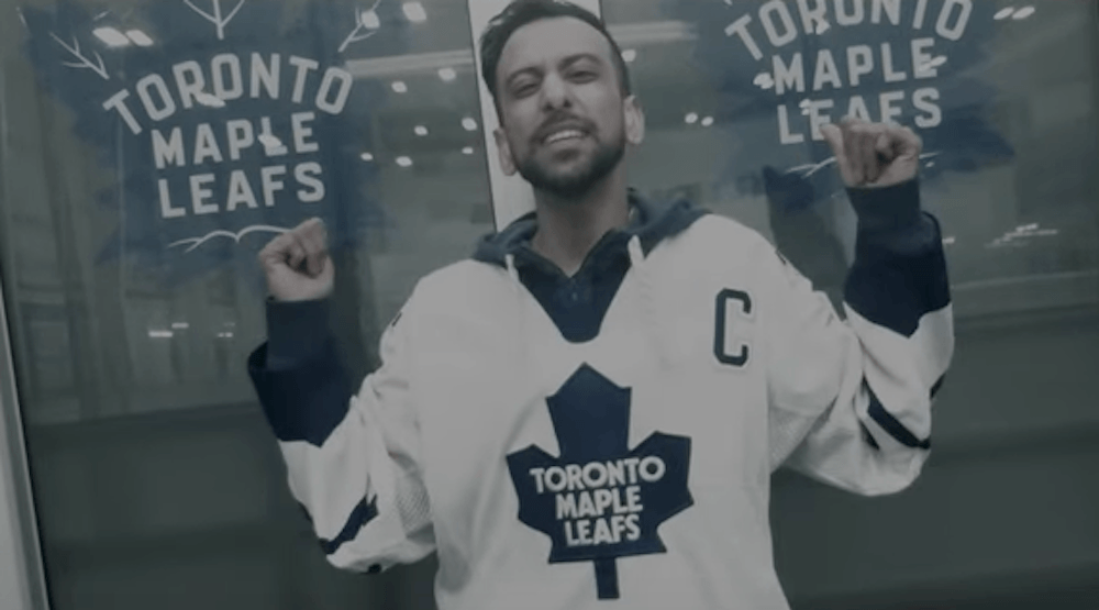 This new Maple Leafs-inspired song is so damn catchy (VIDEO)