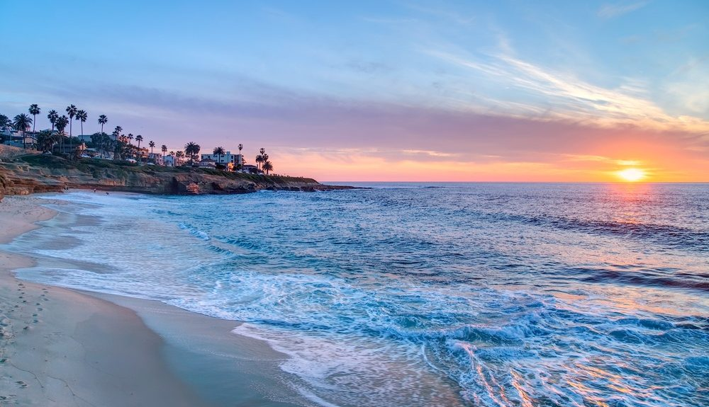 You can fly from Toronto to San Diego, California for $330 this spring