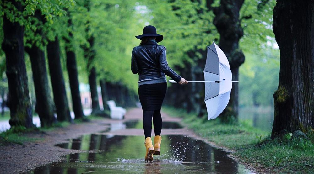 Vancouver forecast brings rain, rain and more rain this week