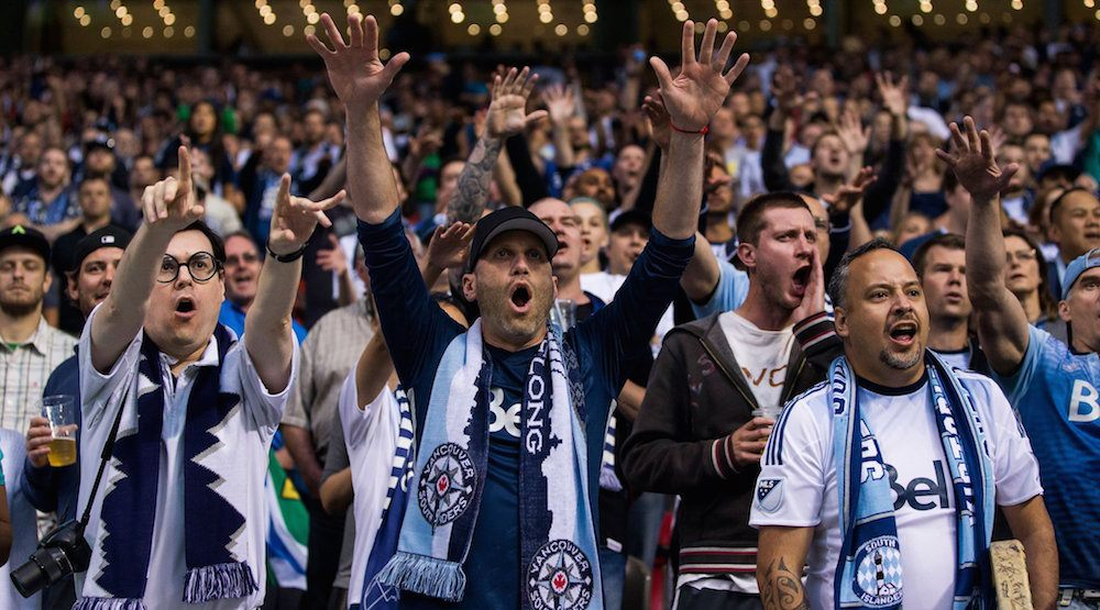 Whitecaps southsiders
