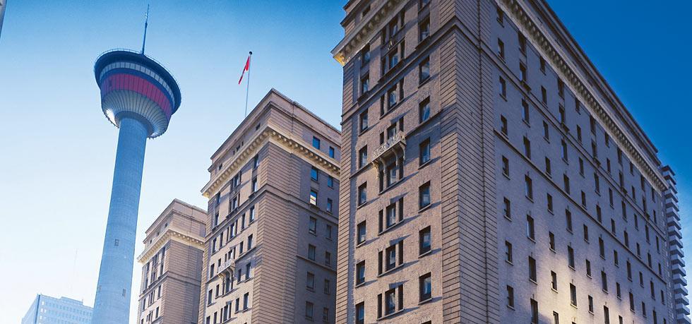 The Fairmont Palliser in Calgary (Fairmont)