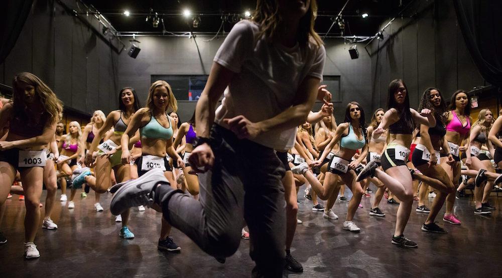 112 dancers battle for a spot on 2017 Felions Dance Team (PHOTOS, VIDEO)