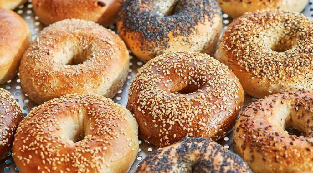 free bagels what a bagel