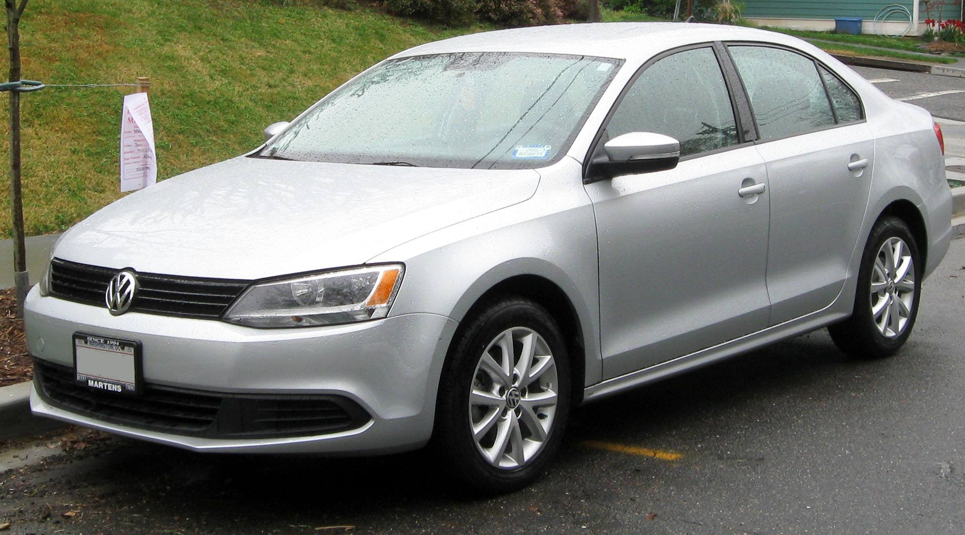 A Volkswagen Jetta (IFCAR/Wikipedia)
