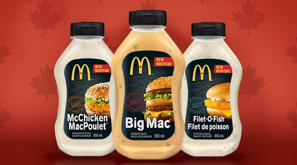 Mcds sauce