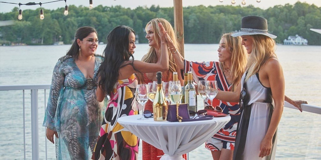 The Real Housewives Of Toronto recap, Episode 3: Muskoka mania - part wine. Sorry, one