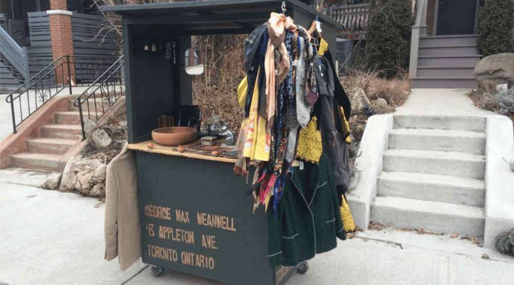 Miser's Second Hand is Toronto's newest vintage push cart