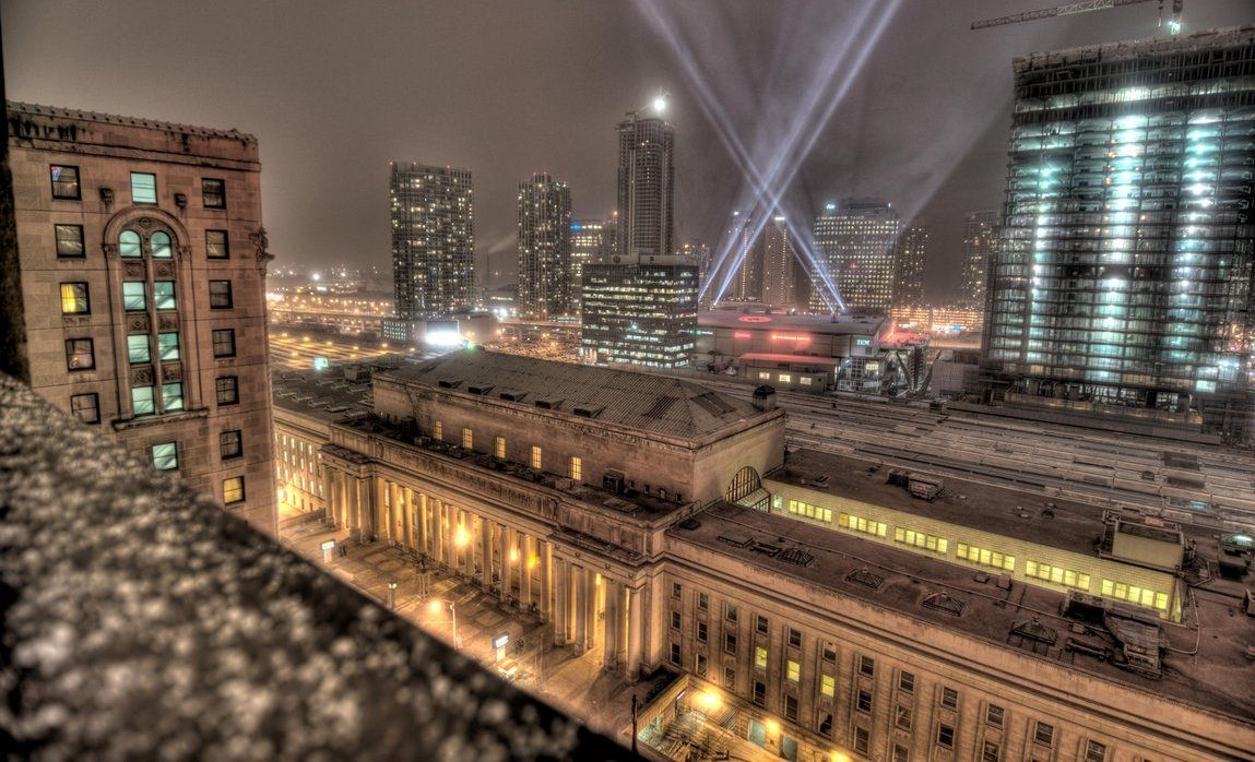 There's an incredible photography exhibit at Union Station next week