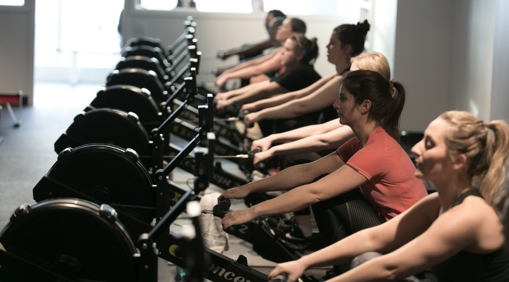 Inside ScullHouse: Toronto's first rowing fitness class